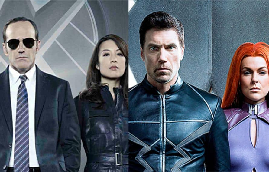Agents of SHIELD Inhumans ABC Marvel Jeph Loeb