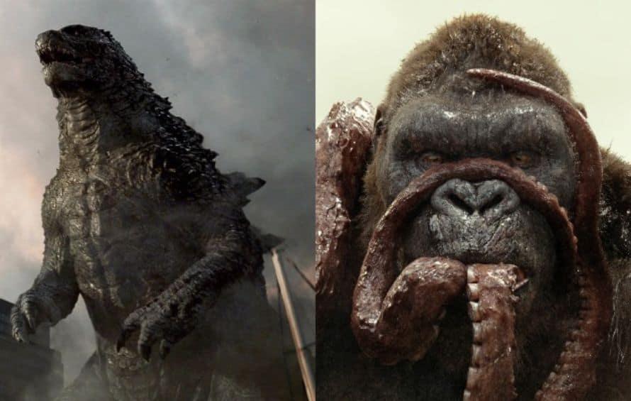 Godzilla vs Kong Skull Island
