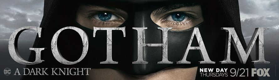 Gotham A Dark Knight Banner