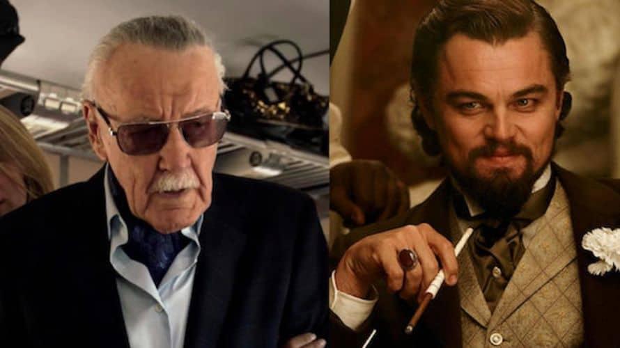 Leonardo DiCaprio Stan Lee Marvel