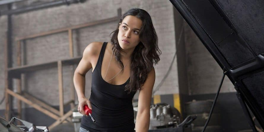 Michelle Rodriguez Fast and Furious Dungeons and Dragons