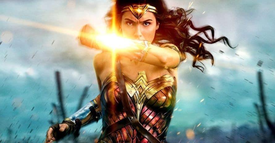 Wonder Woman Gal Gadot Patty Jenkins Warner Bros.