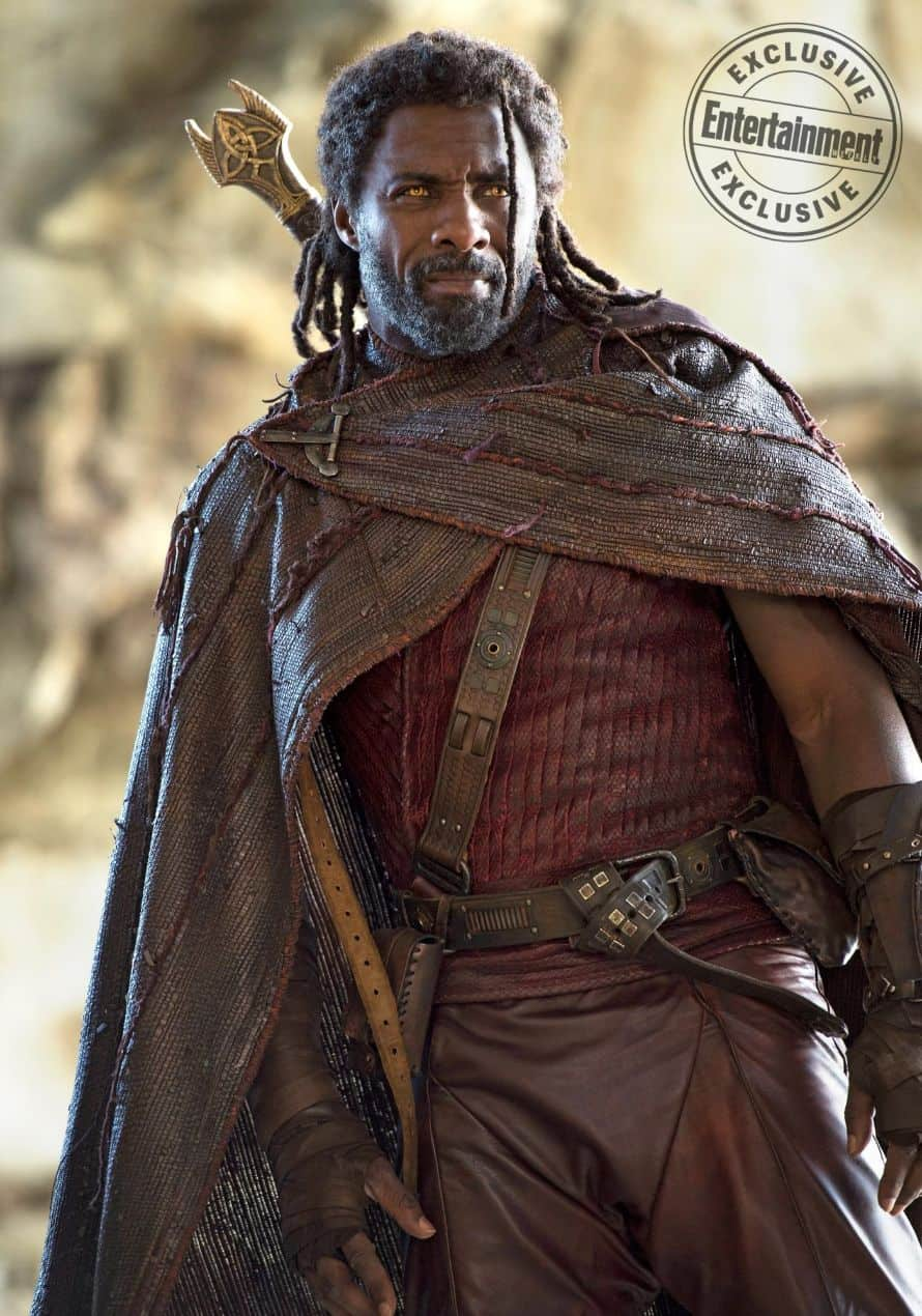 Idris Elba Heimdall Thor Ragnarok