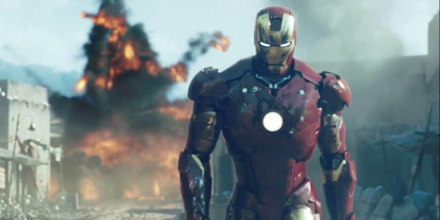 Iron Man Marvel Robert Downey Jr