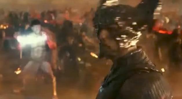 Justice League Steppenwolf Zeus
