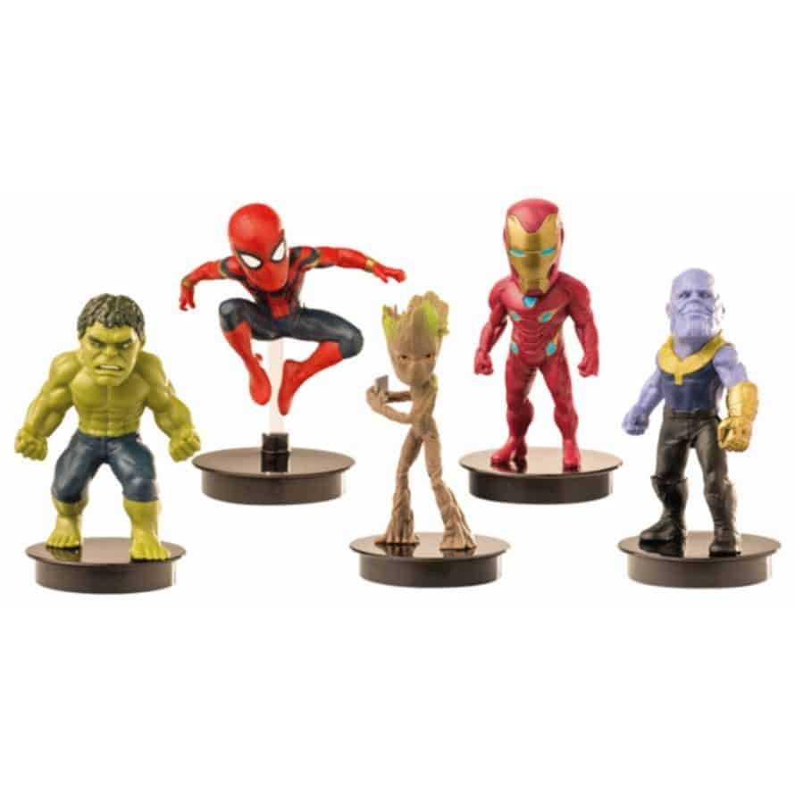 Avengers Infinity War Cup Toppers