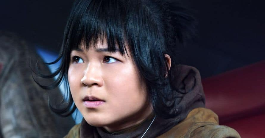 Kelly Marie Tran Star Wars Rose Tico