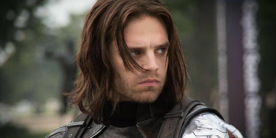 Sebastian Stan Captain America The Winter Soldier Marvel Avengers