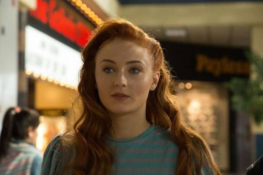 Sophie Turner Jean Grey X-Men Apocalypse Fox Marvel