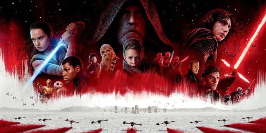 Star Wars The Last Jedi Disney Lucasfilm
