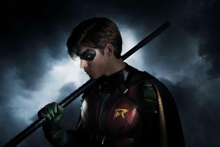 Titans Brenton Thwaites Robin
