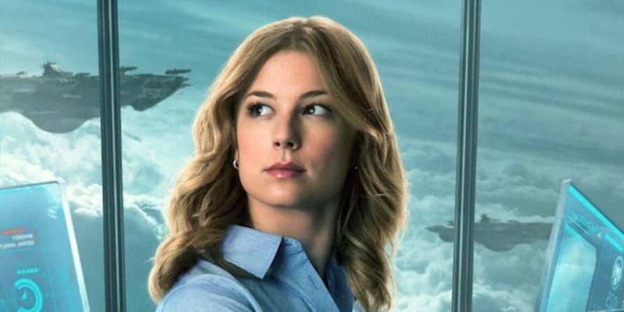 Emily VanCamp Sharon Carter Captain America The Winter Soldier Marvel