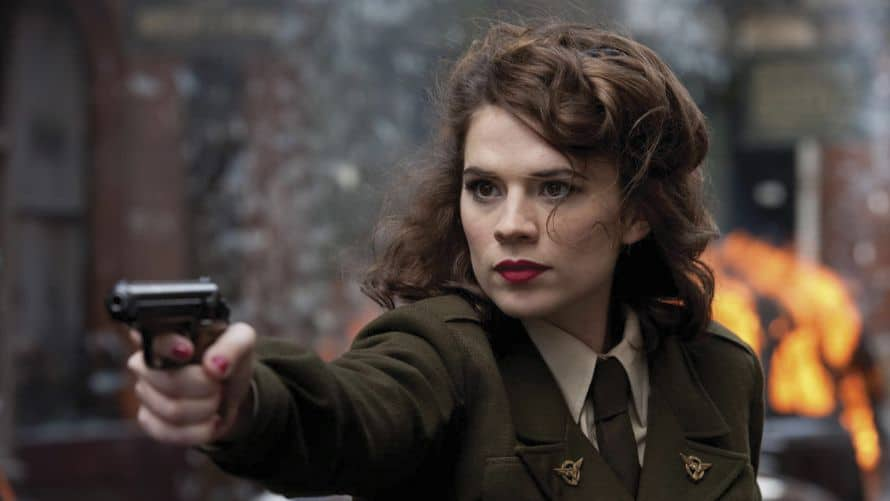 Hayley Atwell Agent Carter Captain America The First Avenger Marvel