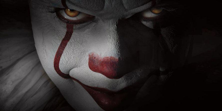 It Stephen King Bill Skarsgard Pennywise