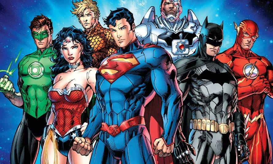 Justice League DC Comics
