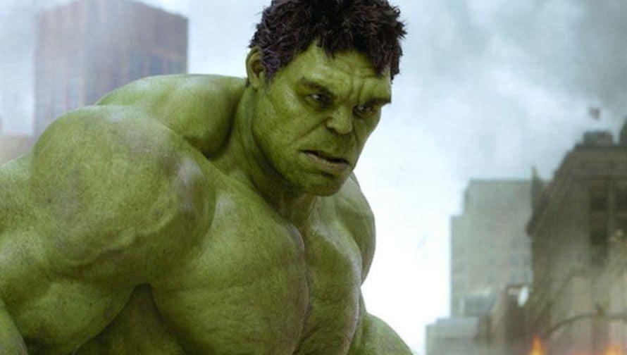 Mark Ruffalo Bruce Banner The Hulk Avengers Marvel