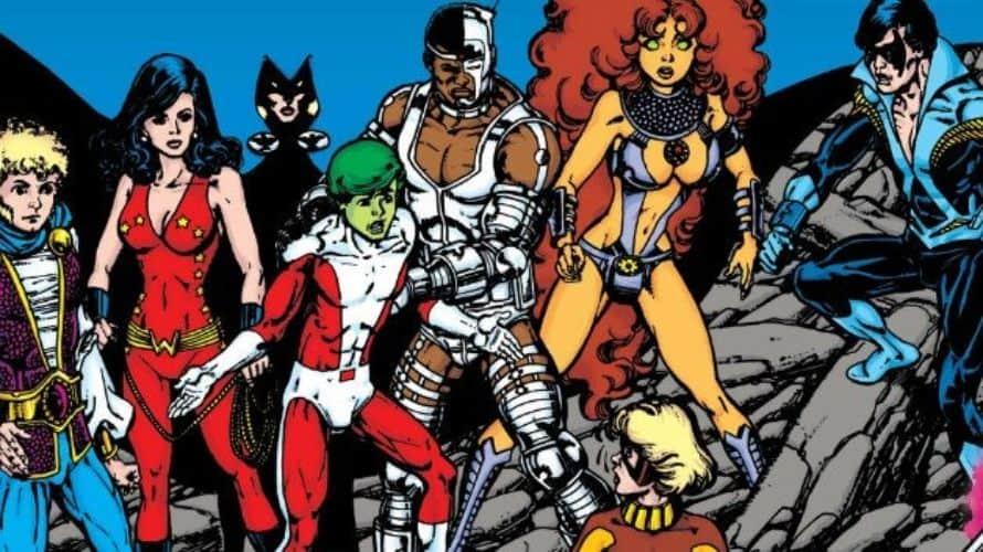 Teen Titans DC Comics