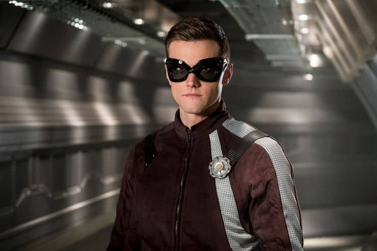 The Flash Ralph Dibny Hartley Sawyer Elongated Man Costume