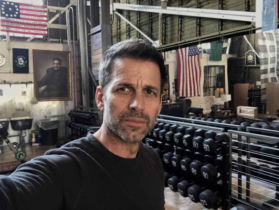 Zack Snyder Batman v Superman Prop Gym