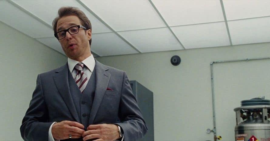 Iron Man 2 Sam Rockwell Justin Hammer