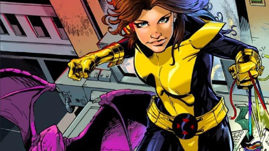 X-Men Project 143 Kitty Pride