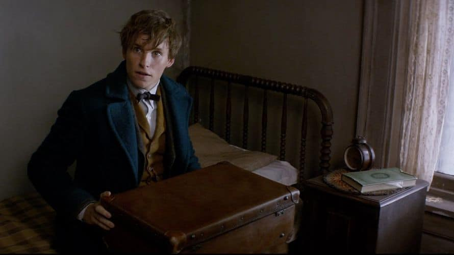 Fantastic Beasts and Where to Find Them Eddie Redmayne Harry Potter