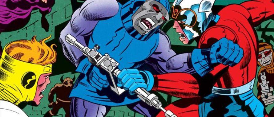 New Gods Darkseid DC Comics