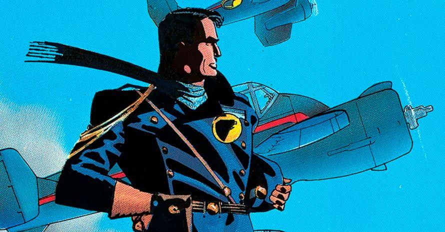Blackhawk DC Comics Steven Spielberg