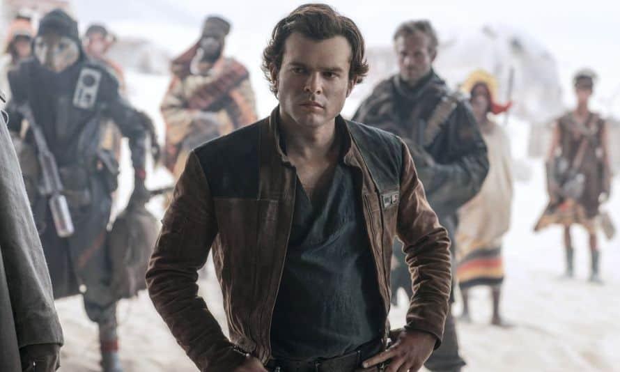Solo A Star Wars Story Alden Ehrenreich Disney Han Solo