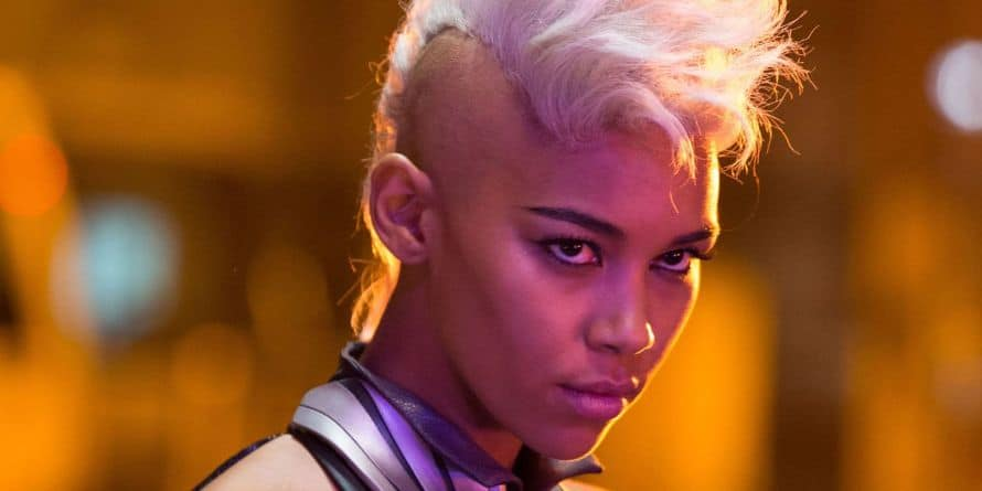 Alexandra Shipp X-Men Storm 20th Century Fox Marvel