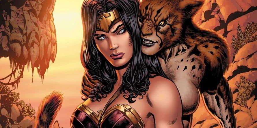 Cheetah Wonder Woman Gal Gadot DC Comics