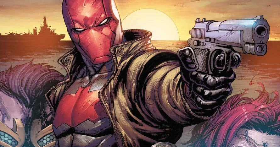 Jason Todd Red Hood DC Comics