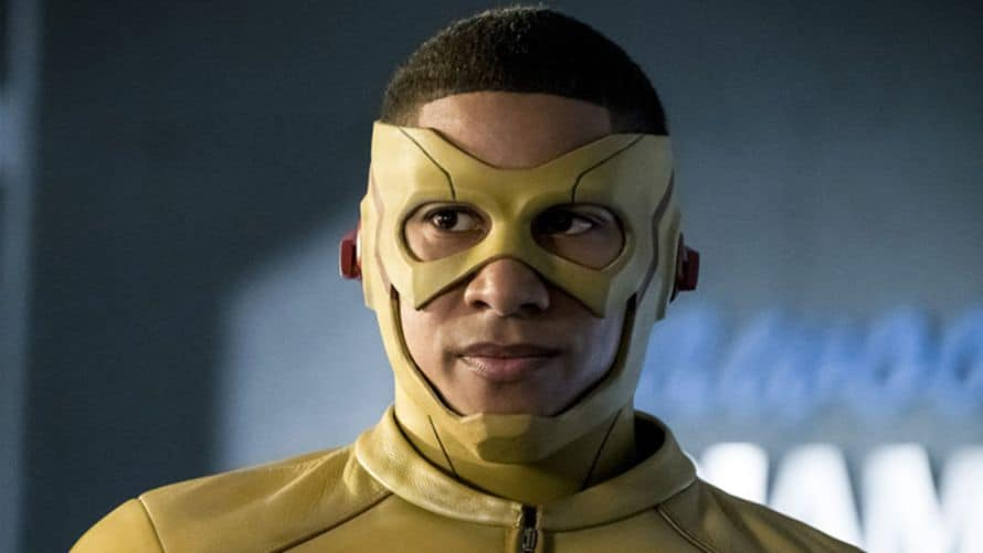 Keiynan Lonsdale The Flash