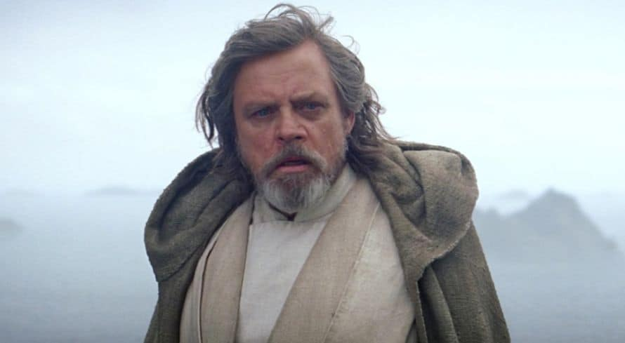 Mark Hamill Star Wars The Force Awakens