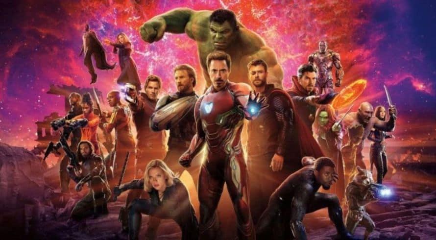 Avengers Infinity War Marvel Studios