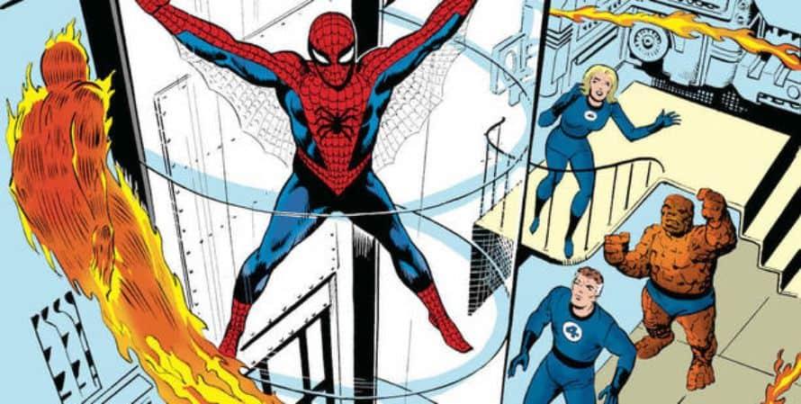 Steve Ditko Spider-Man Marvel