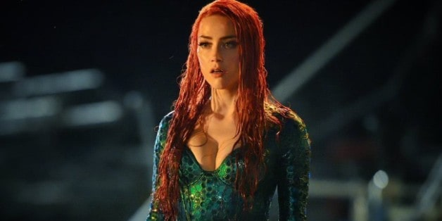 Aquaman Star Amber Heard On How Zack Snyder Convinced Her To Play Mera