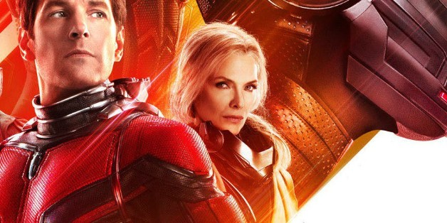 Ant-Man and The Wasp Marvel Disney