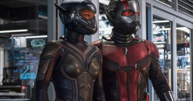 Ant-Man and the Wasp Avengers 4 Marvel