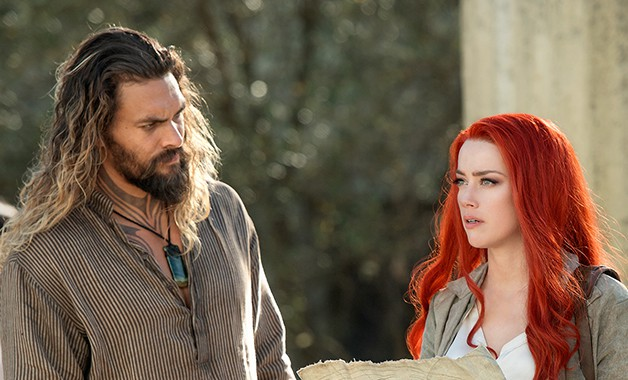 Aquaman James Wan Jason Momoa Amber Heard Mera