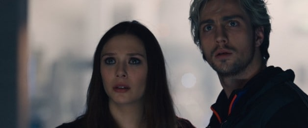 Avengers Age of Ultron Maximoff Twins