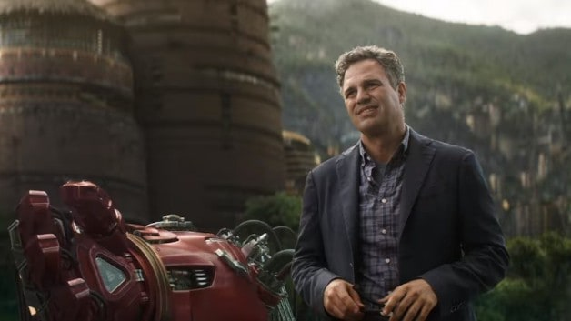 Avengers Infinity War Bruce Banner