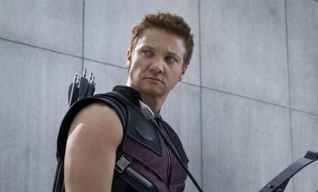 Avengers 4 Hawkeye Jeremy Renner Ronin