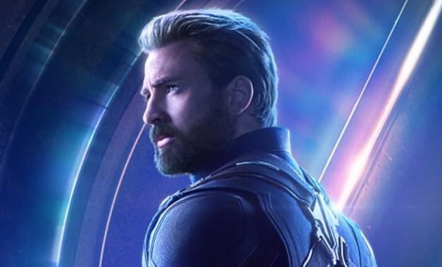 Avengers Infinity War Captain America Marvel Chris Evans
