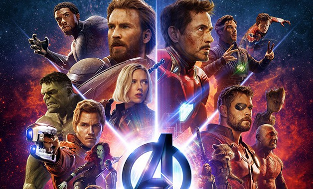 Avengers 4 Poster Possibly Spotted In Cryptic Russo Brothers Photo