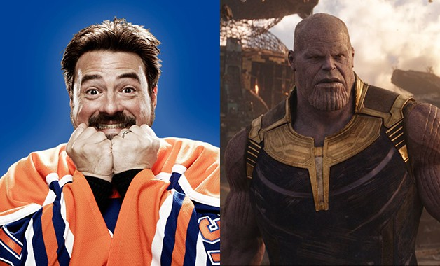 Avengers Infinity War Thanos Kevin Smith Marvel