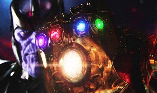 Avengers Thanos Infinity Stones