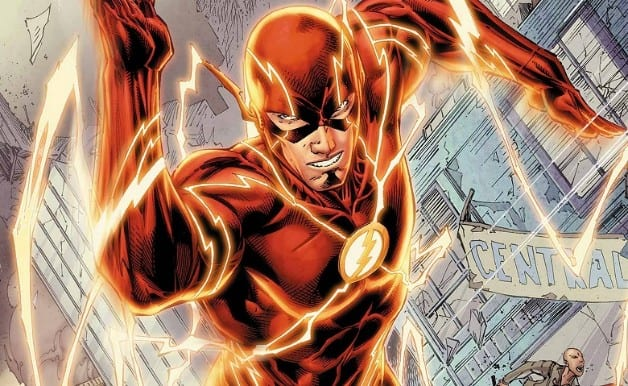 The Flash DC Comics Walmart Swamp Thing