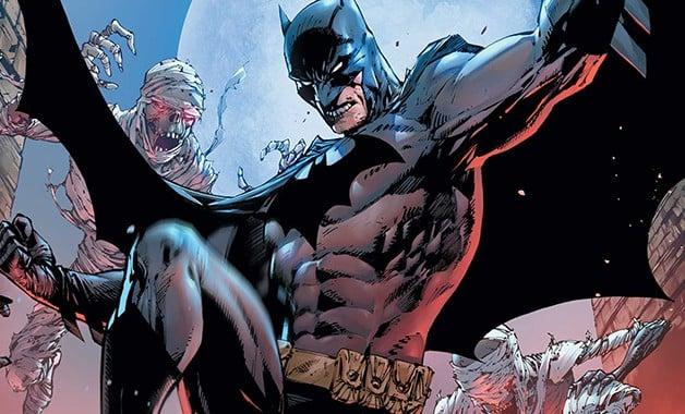 Batman DC Comics San Diego Comic Con SDCC