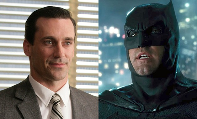 Batman Jon Hamm DC Comics
